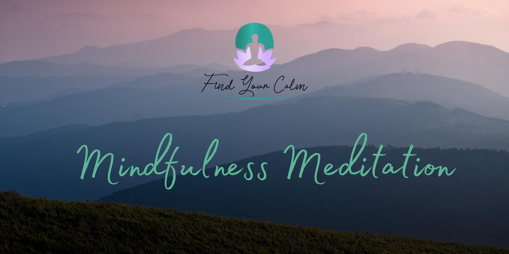 Mindfulness Meditation - Rainford, St Helens