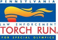 Special Olympics PA Law Enforcement Torch Run   logo