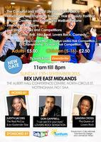 BEX Live East Midlands 2015