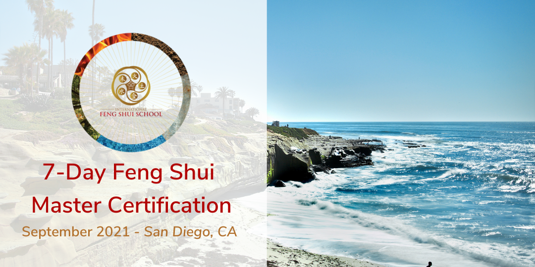 San Diego In-Person Feng Shui Master Certification