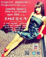 """SingularCity Presents Camille Solari's """"Glam in La La..."""