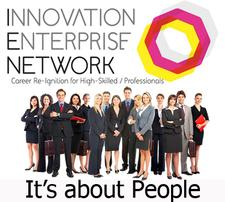 IE Network - Jim Nolan logo