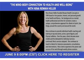 """June Keynote: """"The Mind-Body Connection To Health and..."""