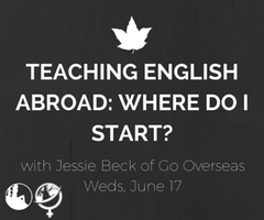 WITS on the Web: Teaching English Abroad: Where do I...