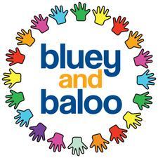 Bluey & Baloo  logo