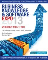 Business Knowledge & Software Expo 2013