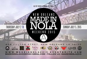 MADE IN NOLA WEEKEND @ Apres during Essence Festival
