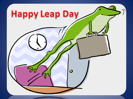Make 5 new friends on Leap Year Day