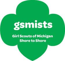 Girl Scouts of Michigan Shore to Shore logo