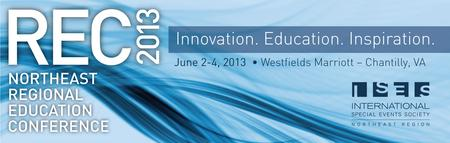 2013 ISES Northeast Regional Education Conference (REC)