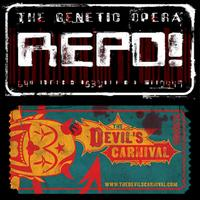 REPO OPERA / THE DEVIL'S CARNIVAL - Portland, OR 10pm