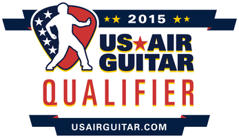 US Air Guitar - 2015 Qualifier - Philadelphia