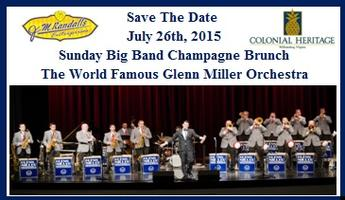 "J.M. Randall's Enterprises Big Band ""Sunday Champagne..."