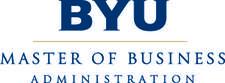 BYU MBA Program logo