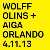 Wolf Olins + AIGA Orlando