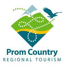 Prom Country Regional Tourism & Korumburra Business Association logo