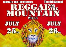 6th Annual Reggae on the Mountain
