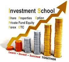 Investment School logo