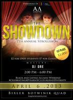 7th Annual Alpha Lambda SIA Stroll Competition