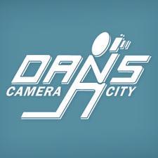 Dan's Camera City logo