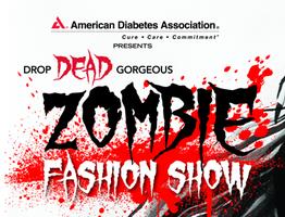 Zombie Fashion Show - American Diabetes Association