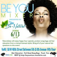 Be You Mixer Presented by You Be Natural