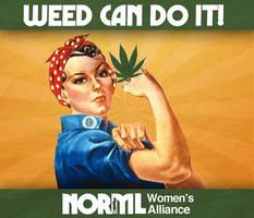 Wake-N-Bake with the NORML Women's Alliance