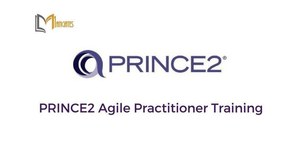 PRINCE2 Agile Practitioner 3 Days Training in Hamburg