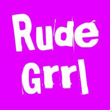 Rude Grrl logo