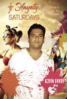 K3vin Envoy at Hayaty Lounge NYC