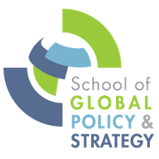 UC San Diego School of Global Policy and Strategy  logo