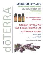 Experience doTERRA Essential Oils - Free Open House -...