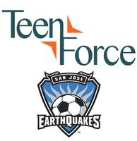 San Jose Earthquakes/TeenForce Fundraising Effort