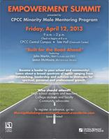 "CPCC Male Empowerment Summit - ""Built for the Road..."