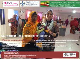Hub Cymru Africa Health Conference