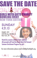 GWG CHARITY BOWLING EVENT - NEW YORK EDITION