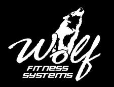 Wolf Fitness Systems logo