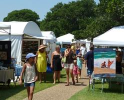 12th Annual Under the Oaks Art Festival