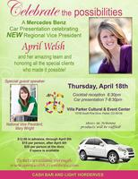 April Welsh Mercedes Benz Car Presentation!