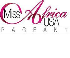 Miss Africa USA logo