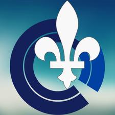 Mouvement républicain du Québec logo