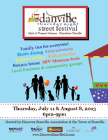 Seeking Local Vendors for Danville Thursday Night Street...