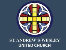 St Andrews Wesley United Church logo