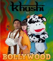Khushi Does Bollywood