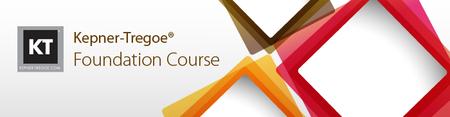 Kepner-Tregoe® Foundation Certification