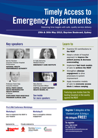 Timely Access to Emergency Departments