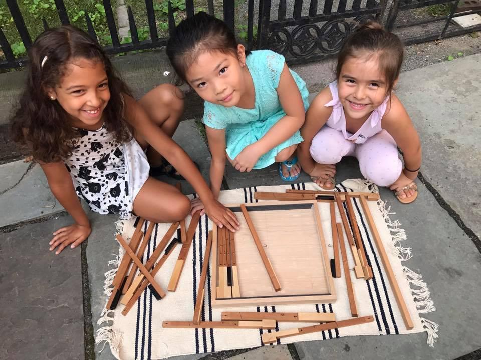 Kids Build a Pipe Organ!
