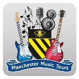 Manchester Music Tours logo