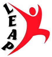 LEAP (Lightburn Elderly Association Project) logo