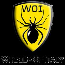 Wheels Of Italy - WOI logo